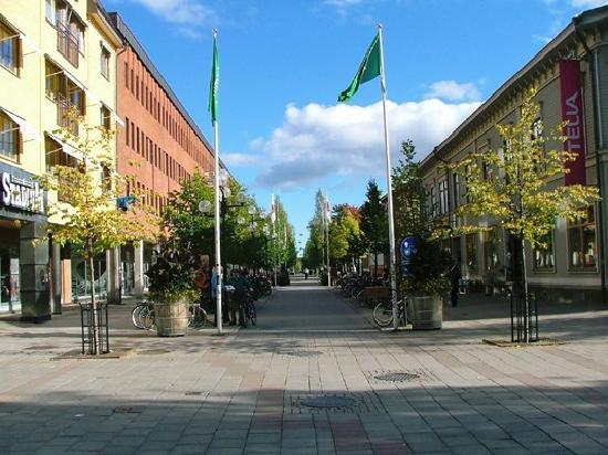 Scandic Plaza Umea: City Centre