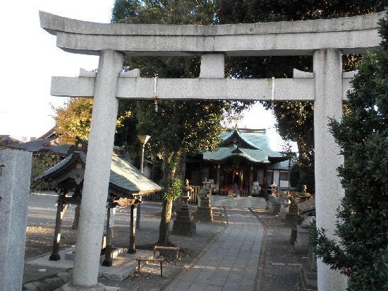 Machida, Japan: 鳥居