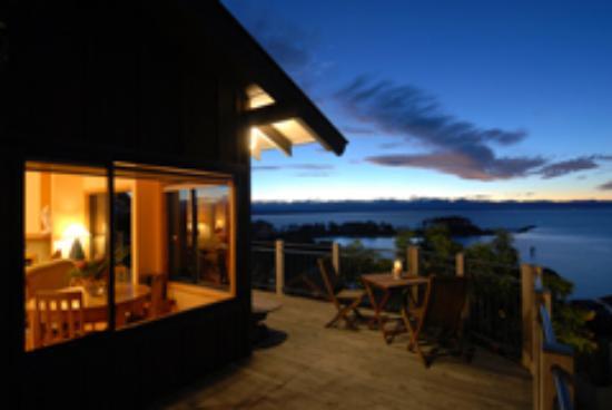 Dusk @ Abel Tasman Villa