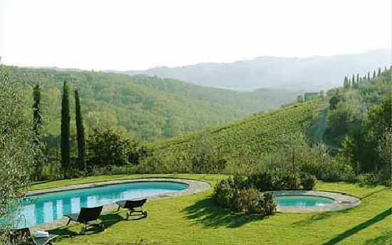 Galenda : Pool view