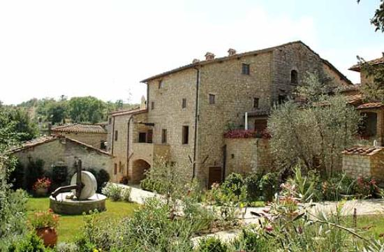 Galenda : Villa in Tuscany