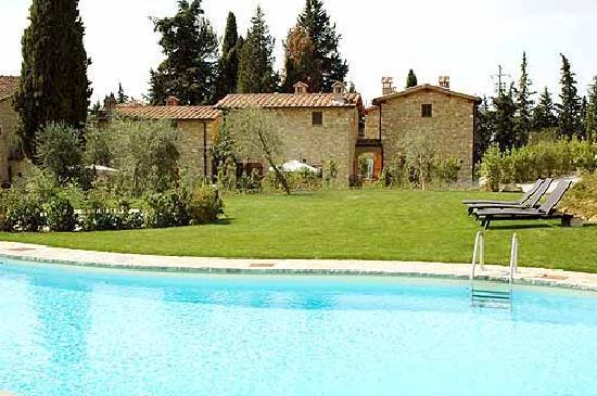 Galenda : Tuscany Villas