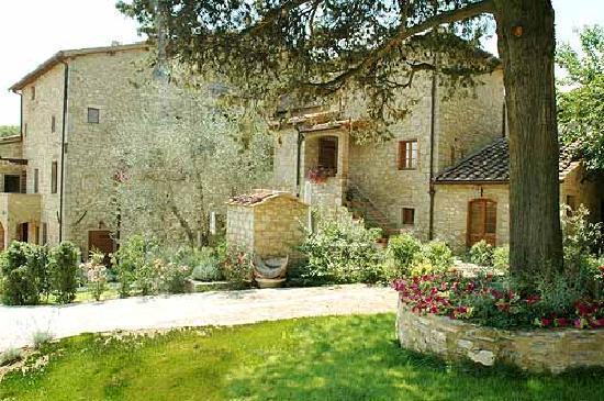 Galenda Chianti hamlet