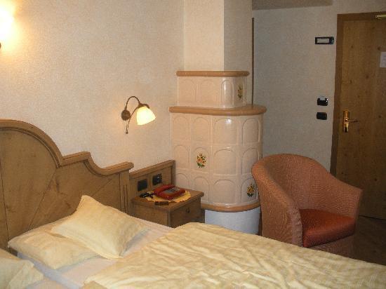 Hotel Cassana: Camera 2