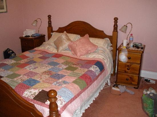 Donalea Bed & Breakfast: Our bedroom