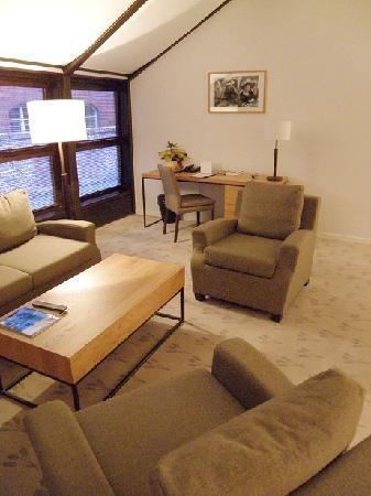 The Granary - La Suite Hotel: 部屋の中