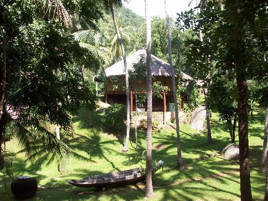 Tamarind Springs Tropical Villas: Tamarind Springs grounds