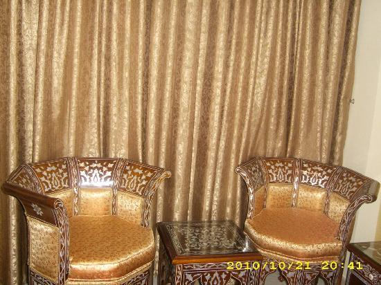 Al-Madinah / City Hotel: inside the room