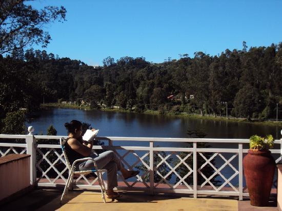 The Carlton View Of Kodaik Lake From Balcony