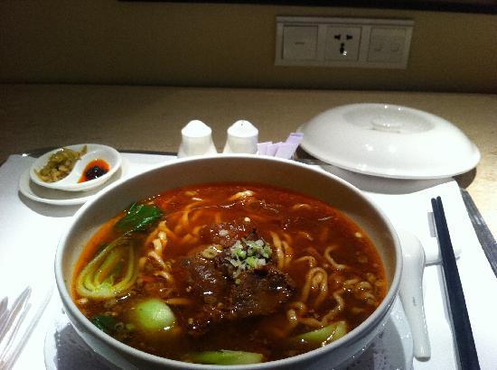 The Sherwood Taipei : Sherwood Beef Noodle