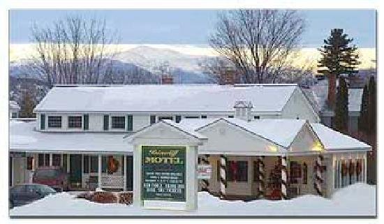 Briarcliff Motel: Winter