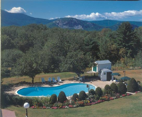 Briarcliff Motel: Pool with Views