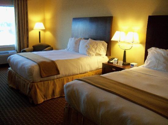 홀리데이 인 익스프레스 호텔 앤드 스위트 뉴포트 사진