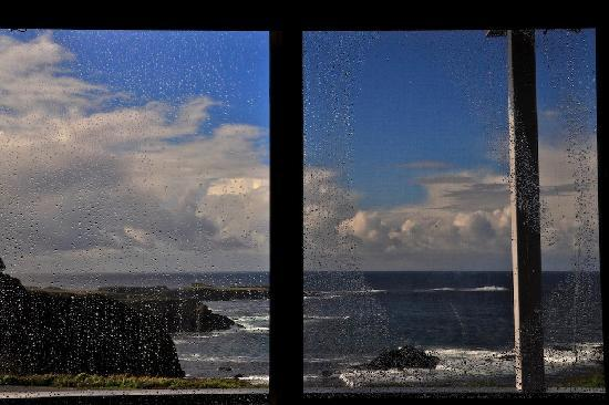 Sea Rock Inn: Room with a view