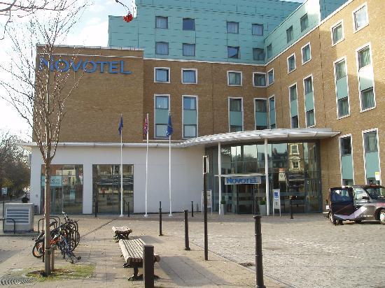 Hotel Novotel London Greenwich London