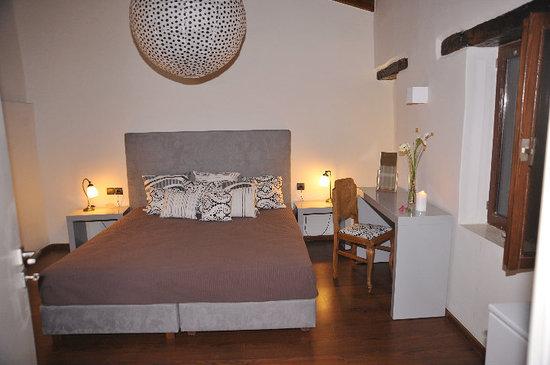 Spili, Grecia: bedroom