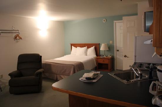 Seaquest Motel: notre chambre