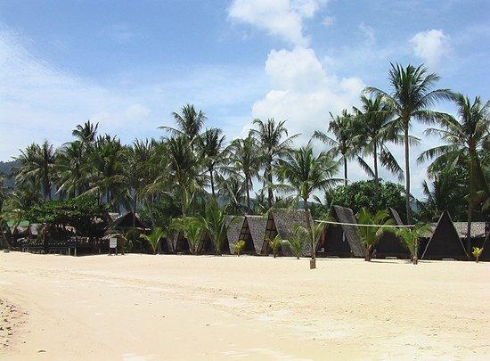 קו סמוי, תאילנד: Der Lamai Beach