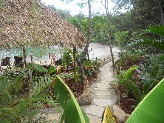Aqua Wellness Resort: view from breakfast table