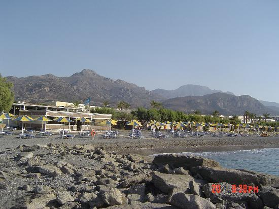 Ostria Resort & Spa : vue générale de l'hôtel