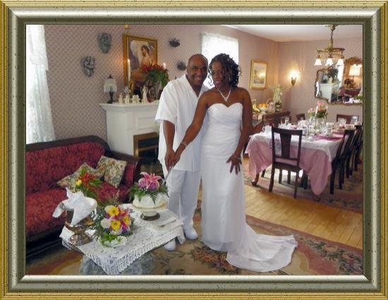 ‪‪Angels' Watch Inn Bed and Breakfast‬: elopement packages‬