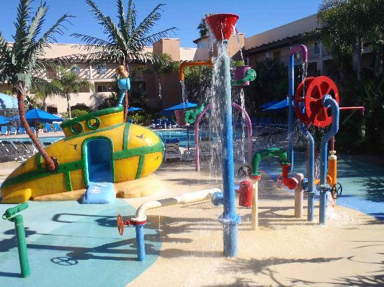 Grand Pacific Palisades Resort and Hotel: Splash Park