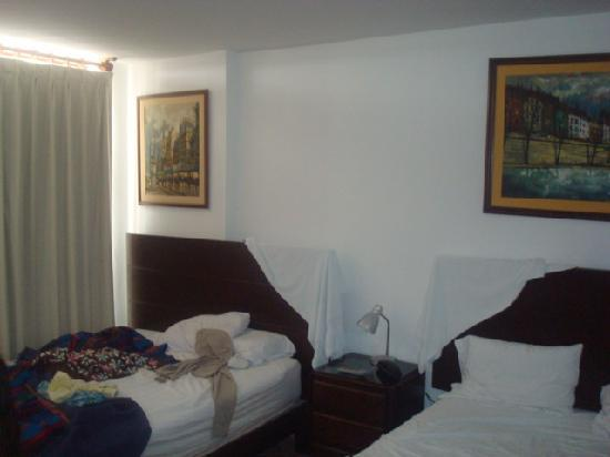 Hotel Miraflores Lodge: double bed room