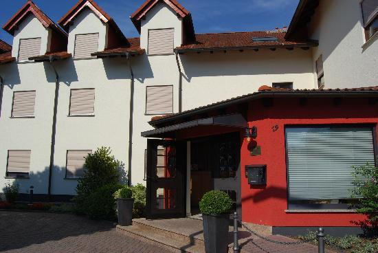 Hotel Bei den Tongruben: Front of house