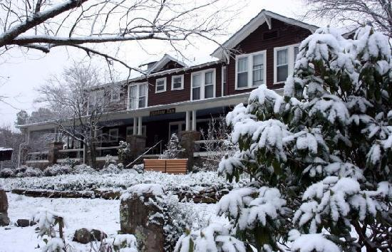 Mentone Inn: Winter In Mentone