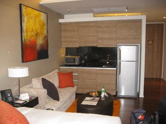 Akyra Thonglor Bangkok: Executive room 37,5 m2