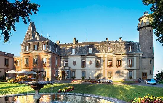 Chateau d'Isenbourg : Château d'Isenbourg, véritable hâvre de paix