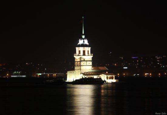 Maiden's Tower: Leander's Tower(Kız Kulesi)