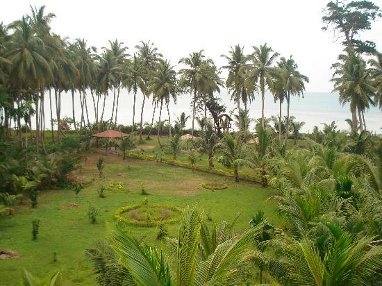 Sea Princess Beach Resort: View from the Room
