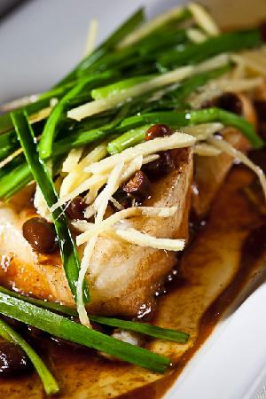 S Vietnamese Fine Dining: The Sea Bass with Black Bean is soooo tender and soft