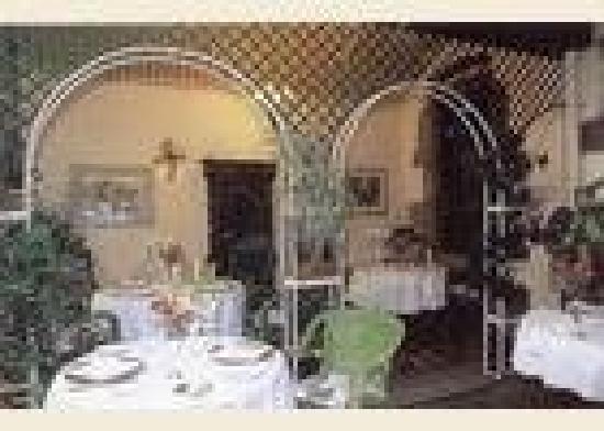 Chez Camille : salle de restaurant
