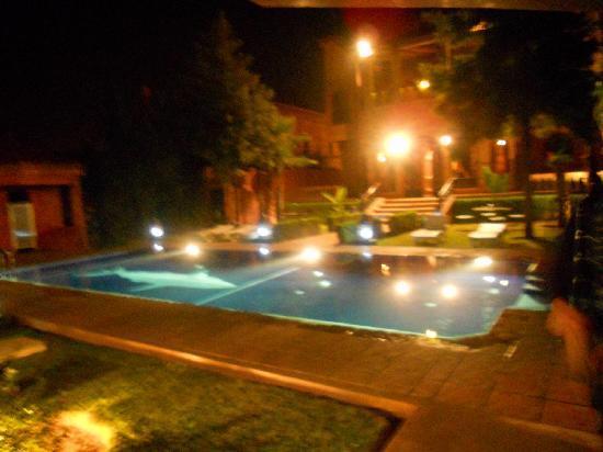 Dar Ouladna : vue nocturne