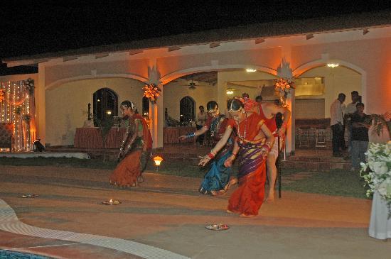 Anjuna, India: Portugese influence