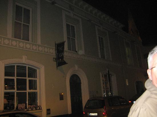 Town Hall Cafe: The Town Hall, Ennis