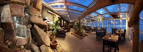 Mary-Ann's Polarrigg : Vinterhagen Restaurant