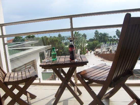 Voyage Sorgun: Balkon mit Meerblick