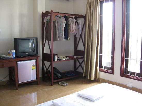 Sinnakhone Hotel: Bedroom