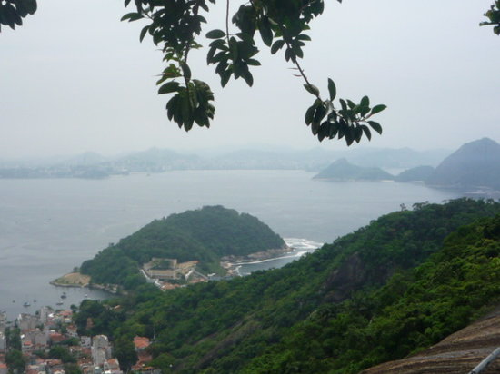 Manu Peclat - Rio Tour Guide: Amazing views from Urca Mountain