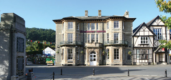 ‪‪Knighton‬, UK: The Knighton Hotel‬