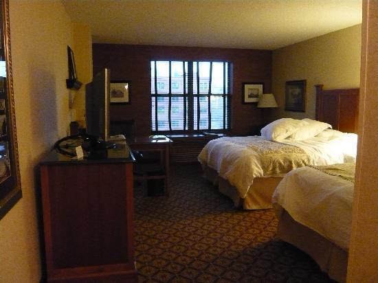 Renaissance Minneapolis Hotel, The Depot: ベッドルーム