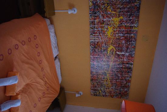 Posada del Catalejo: Zimmer