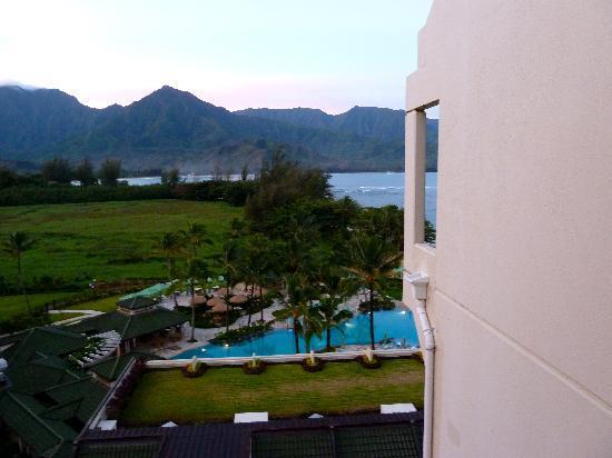 St. Regis Princeville Resort: View from room 719