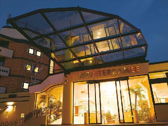 Mediterranee Family & Spa Hotel: Entrance