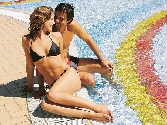 Mediterranee Family & Spa Hotel: Pool