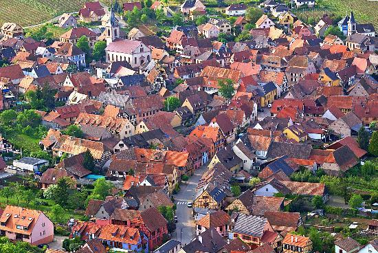 le village de Beblenheim