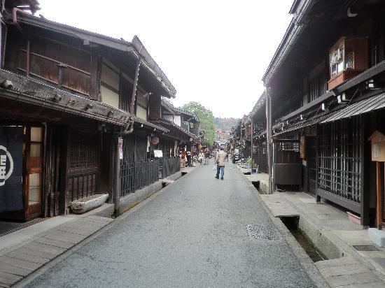 Takayama, Japón: 古い街なみ